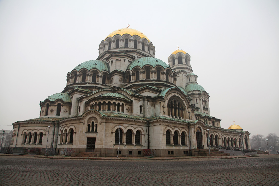 Holy Wisdom Cathedral of Sofia