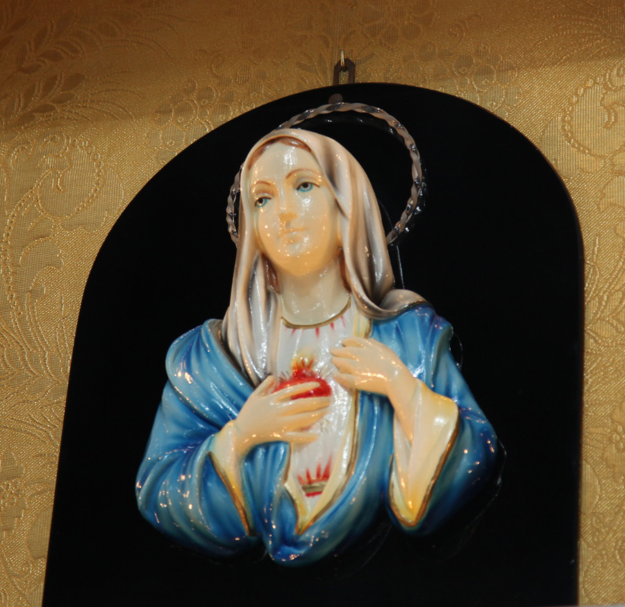 Madonna delle Lacrime – Our Lady of Tears