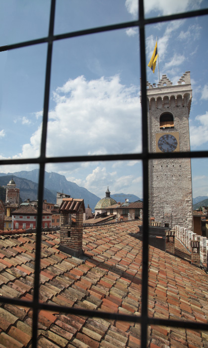 Trento and her Torre Civica