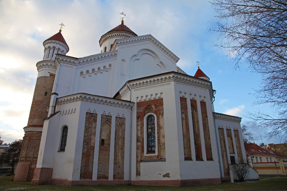 Orthodox Cathedral of the Theotokos in Vilnius