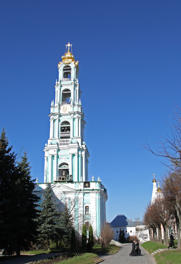 Колокольня – Belltower viewed from the South
