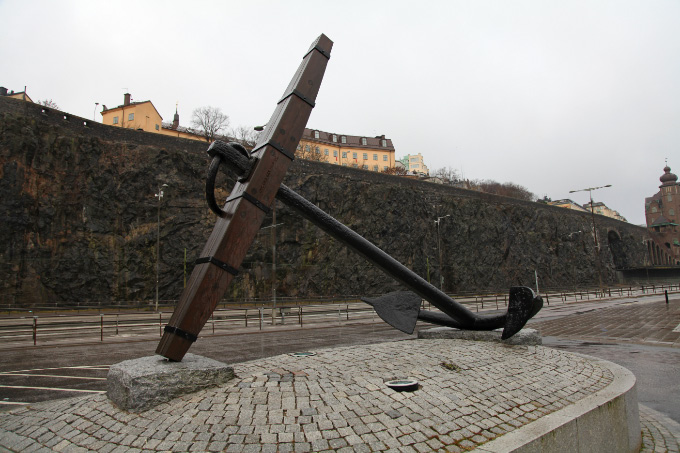 anchor in Stockholm