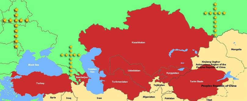 the Turkic States