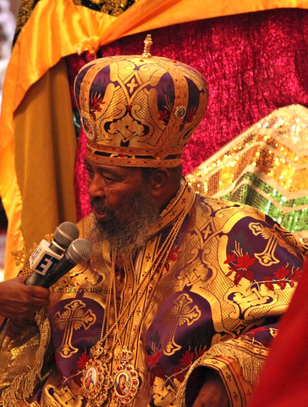 Abuno Paulos Patriarch of Eithiopia